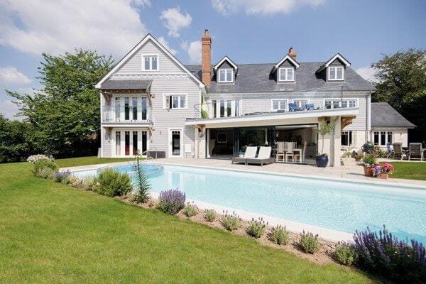 Sherborne hampshire house installation